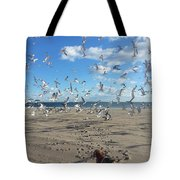 Quick Fly Away Tote Bag