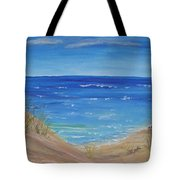 Quick Seascape 1 Tote Bag