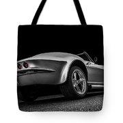 Quick Silver Tote Bag