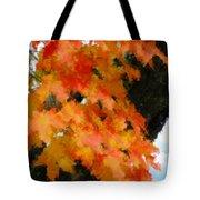 Quick Take On Autumn Tote Bag