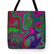 Quiet Abstraction Tote Bag