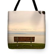 Quiet Afternoon Tote Bag