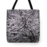Quiet Beauty Tote Bag