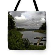 Quiet Cove Tote Bag