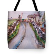 Quiet Man Bridge Tote Bag