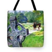 Quiet Man Watercolor 2 Tote Bag