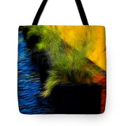 Quiet Meditation Tote Bag