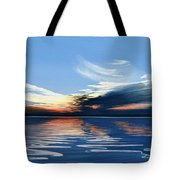 Quiet Reflections Tote Bag