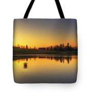 Quiet Sunrise.. Tote Bag