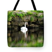 Quiet Times Tote Bag