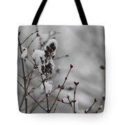 Quiet Winter Tote Bag
