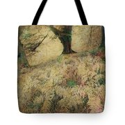 Quietude Of The Forest Tote Bag