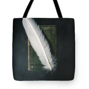 Quill And Book Tote Bag