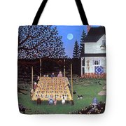 Quilting In The Country Tote Bag