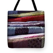 Quilts Tote Bag