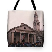 Quincy Market - Boston Massachusetts Tote Bag
