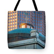 Quincy Market Dome Tote Bag