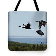 Quit Your Squawkin' Tote Bag