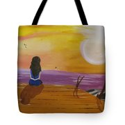 Quite Moments Tote Bag