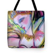 Quite The Dancer Tote Bag