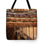 Quite Time Chicago United Center Before The Gates Open Vertical Tote Bag