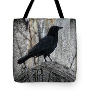 R Is For Raven Tote Bag