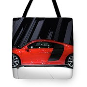 R8 In Red Tote Bag