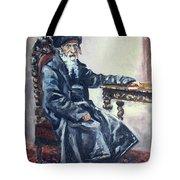 Rabbi Meisels Tote Bag