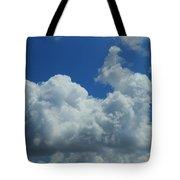 Rabbit Cloud Tote Bag