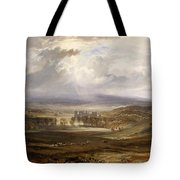 Raby Castle Tote Bag