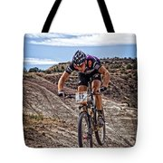 Race Face Tote Bag