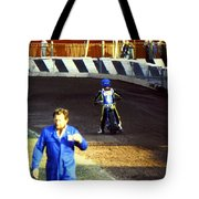 Race Over Tote Bag