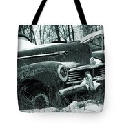 Race To The Grave Tote Bag