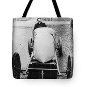 Racecar Driver, C1906 Tote Bag