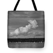 Racing Dog Tote Bag