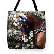 Racing Horse  Tote Bag