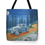 Racing Was Born In North Carolina Tote Bag