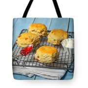 Rack Of Scones Tote Bag