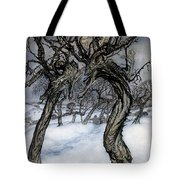 Rackham: Whisper Trees Tote Bag