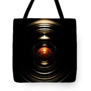 Radial Cage Tote Bag