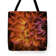 Radial Edge Tote Bag