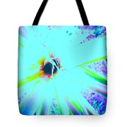 Radial Void Tote Bag
