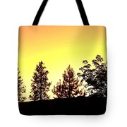 Radiance Of Nature Tote Bag