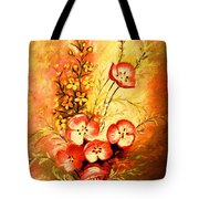 Radiant Faces Tote Bag