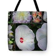 Radiant In White Tote Bag