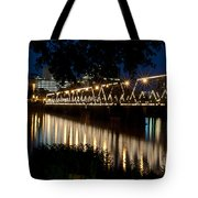 Radiant Reflections Tote Bag