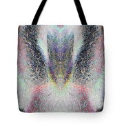 Radiant Seraphim Tote Bag by Christopher Gaston