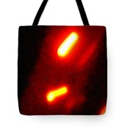 Radiation From The Sun Tote Bag