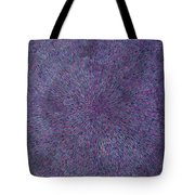 Radiation Violet  Tote Bag