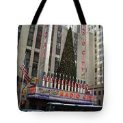 Radio City Music Hall 2003 Tote Bag